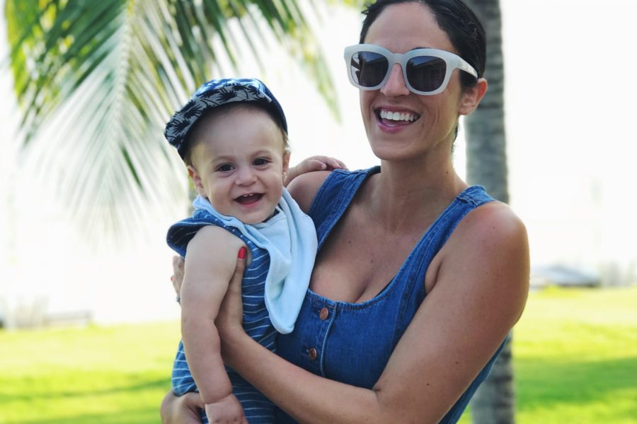 What to pack for a weeklong vacation with a baby